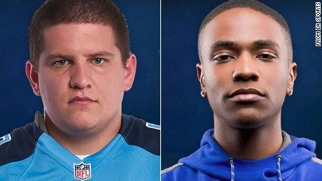 These were the 2 victims killed at the Madden tournament