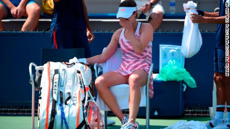 Alize Cornet: US Open embroiled in sexism controversy