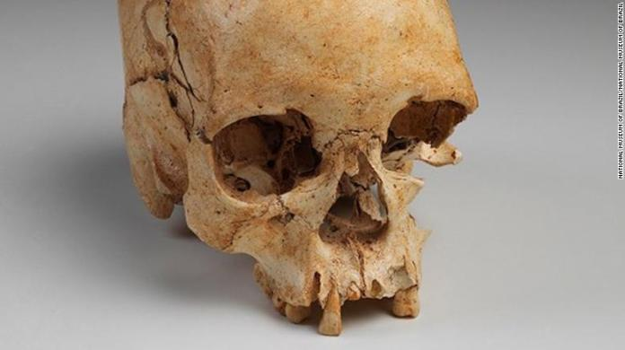 "The skull of ""Luzia"" was believed to be more than 11,000 years old."