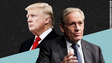 Woodward's revelations raise disturbing questions about Trump