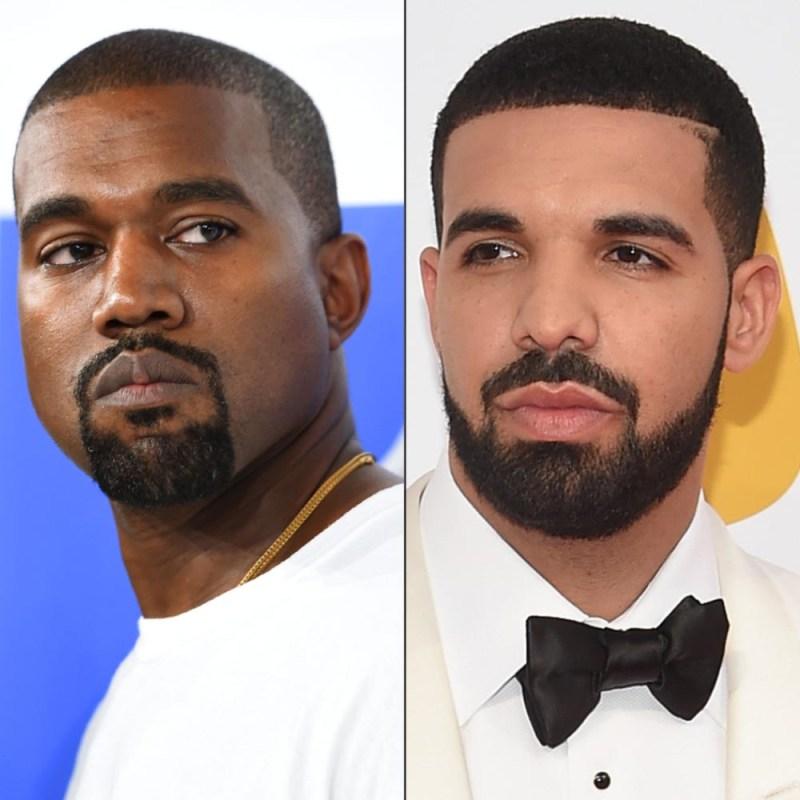Kanye Drake SPLIT