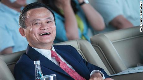 Jack Ma will step down from top job at Alibaba next year