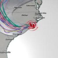 Florence pummels the Carolinas