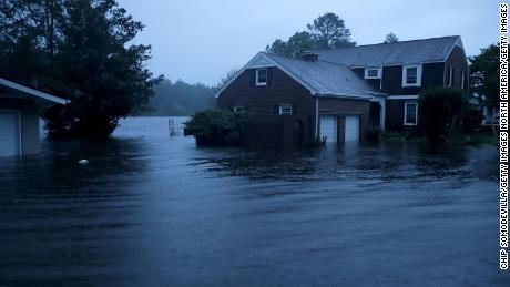 Comment aider les personnes touchées par l'ouragan Florence