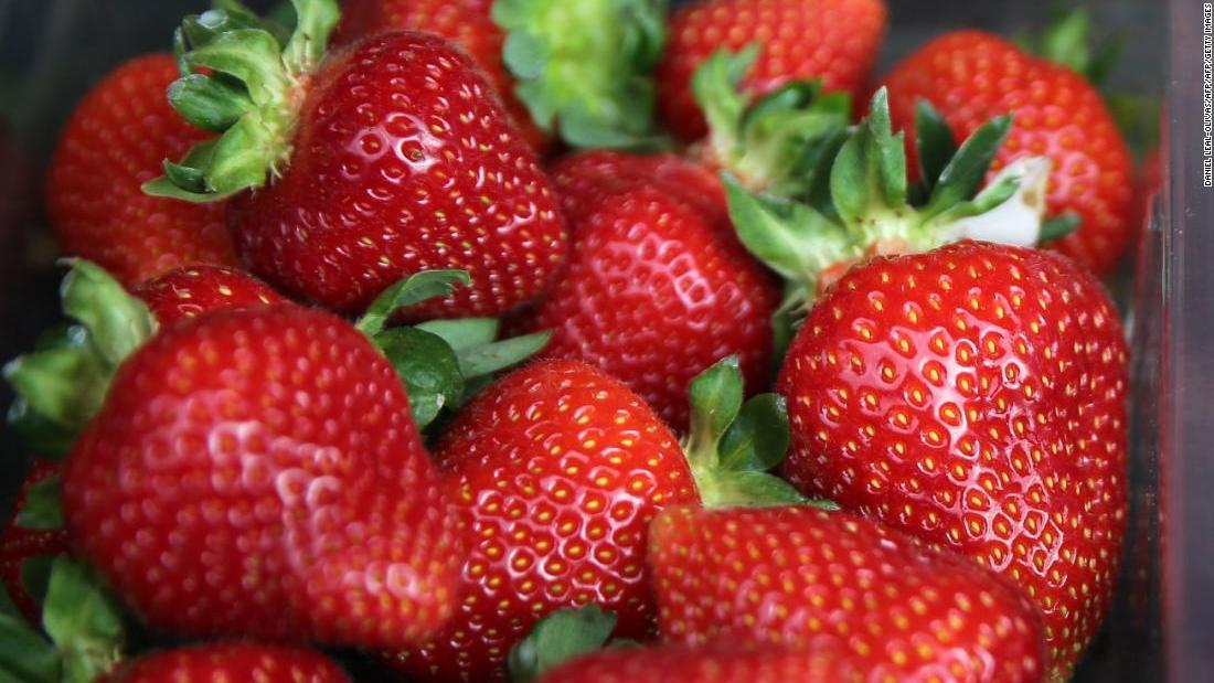 Australia Strawberries Contaminated With Needles Prompt