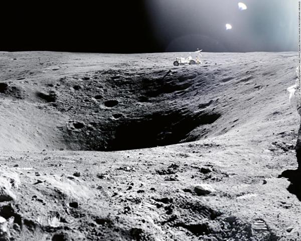 Earth's oldest rock was found by Apollo 14 astronauts ...