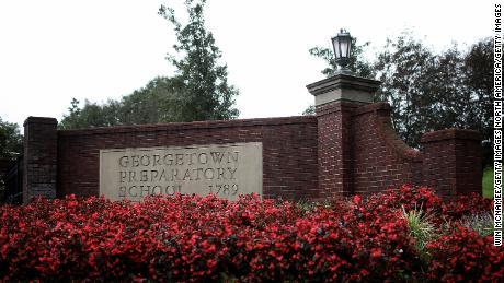 The 100-keg quest: Kavanaugh classmate Mark Judge details senior year at Georgetown Prep