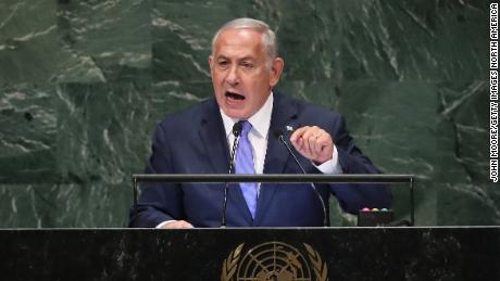 "Israeli PM claims Iran has a ""secret"" nuclear facility and warehouse"