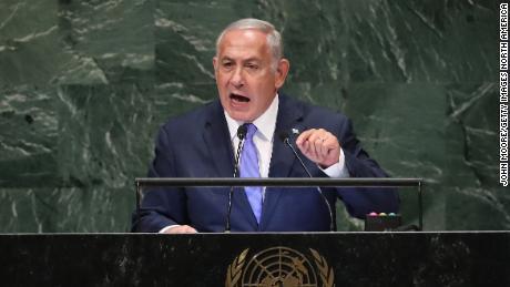 "Israeli PM claims Iran has a ""secret"" nuclear facility and warehouse"