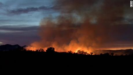 According to the US Department of Justice, the Saumlin Fire, run by a gender-revealing party, burned more than 45,000 acres owned by the state of Arizona and various other agencies.  Firefighters from at least 20 different agencies controlled the fire for about a week.