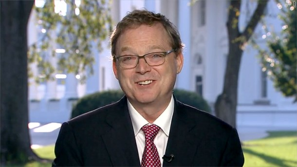 Hassett: Goldman Sachs 'like the Democratic opposition'