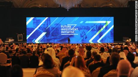 Business is boycotting Saudi Arabia's big conference. Here's who's still going
