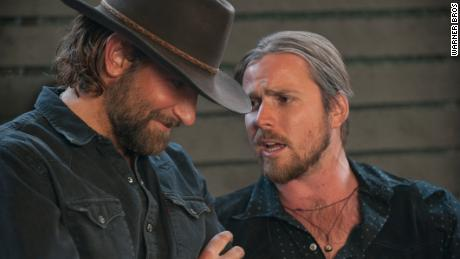 Bradley Cooper and Lukas Nelson