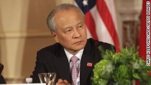 Chinese ambassador threatens retaliation over possible US Uyghur sanctions