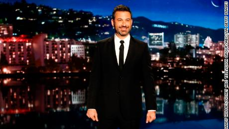 Jimmy Kimmel gave federal workers jobs on his show during the shutdown