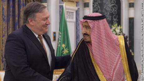 Top Saudi leadership 'strongly denies' knowledge in journalist's disappearance