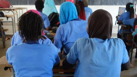 Female students in Senegal's schools sexually exploited by teachers, HRW says