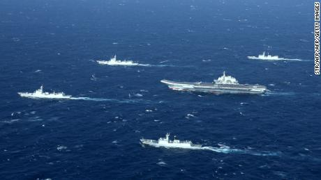 Coronavirus may be giving Beijing an opening in the South China Sea