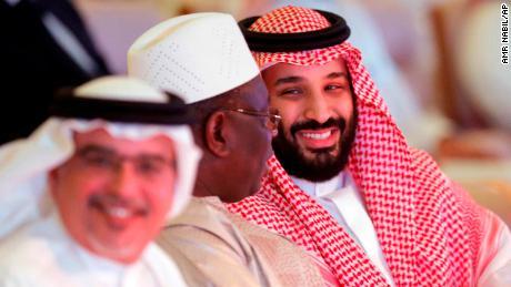 Saudi Arabia's crown prince says his economic dream will survive