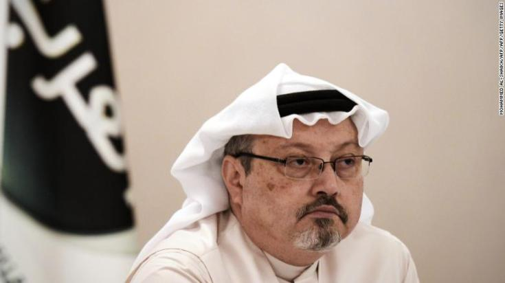 Video may show Khashoggi's body being moved