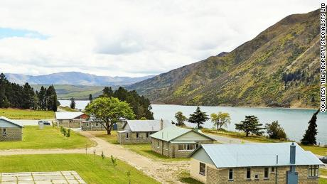 An entire town in New Zealand is for sale