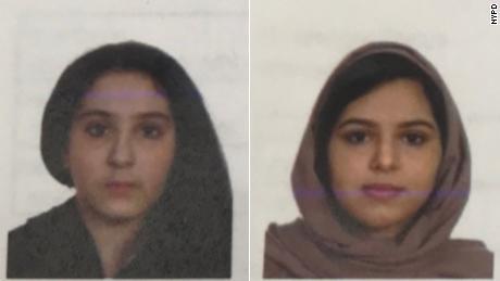 Tala Farea (16) and Rotana Farea (22) were found dead last week.