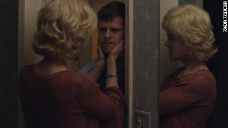 Nicole Kid and Lucas Hedges in a scene from 'Boy Erased.'