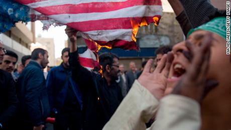 Sunday marked the 39th anniversary of the hostage crisis at the former US embassy in Tehran, and Monday sees the US impose fresh sanctions on the country.