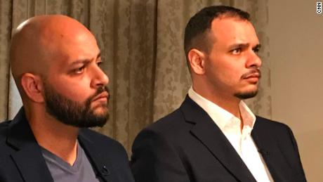 Exclusive: Khashoggi sons issue emotional appeal for the return of their father's body