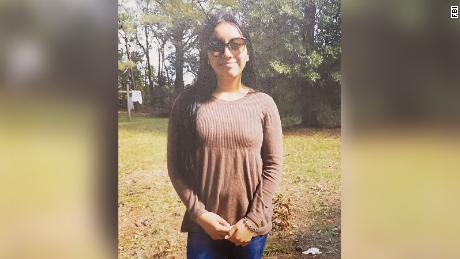 Hania's body was found last week off a rural road in Robeson County.