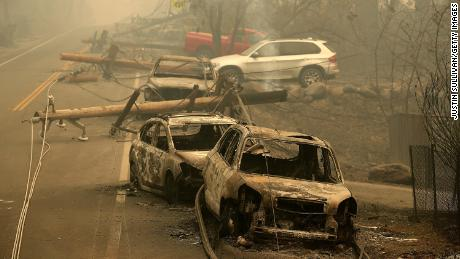 Many Camp Fire victims didn't get emergency alerts. Those who did got them too late.