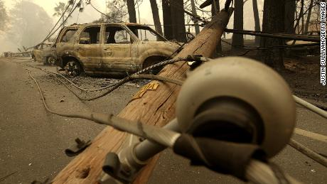 California's largest utility provider's role in wildfires is under scrutiny