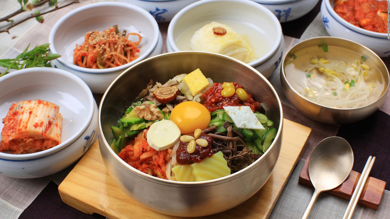 Kuliah di Korea - Makanan melimpah