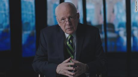John Dean in 'Enemies: The President, Justice & the FBI'