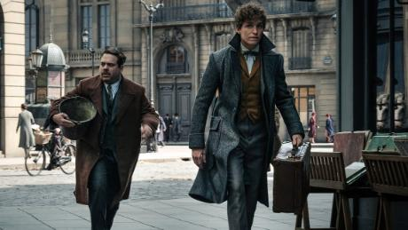 'The Crimes of Grindelwald' takes place in a turbulent Paris in 1927.