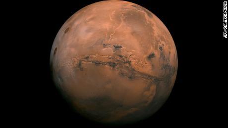 Mars has been explored robotically for decades.