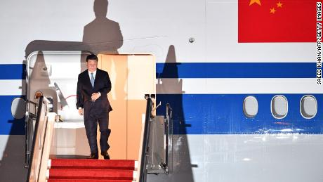 Xi Jinping starts goodwill tour of the Pacific amid rise in South China Sea tensions