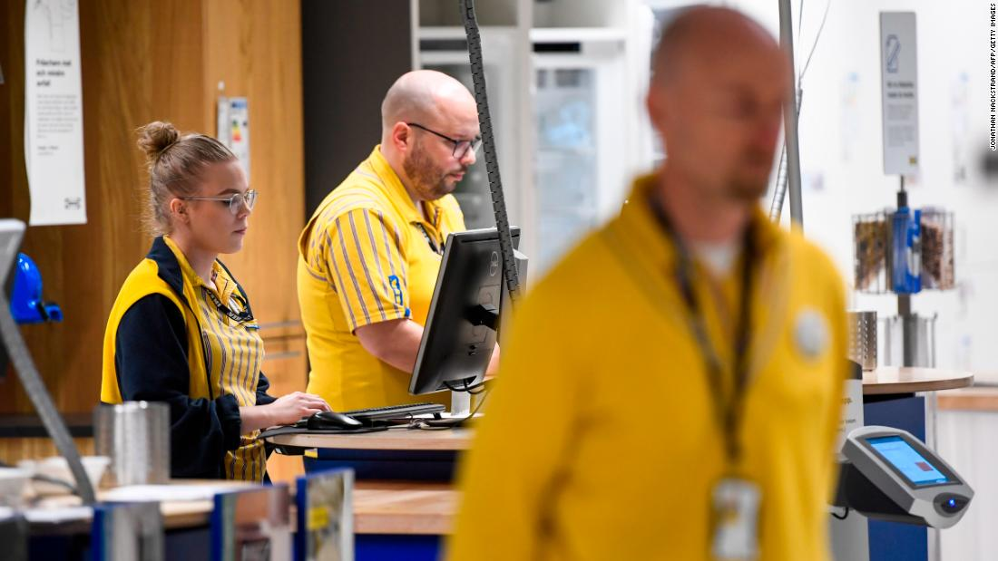 Ikea To Lay Off 7 500 Employees Cnn