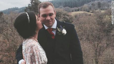 Daniela Tejada says her husband, Matthew Hedges, is innocent of spying charges in the UAE.