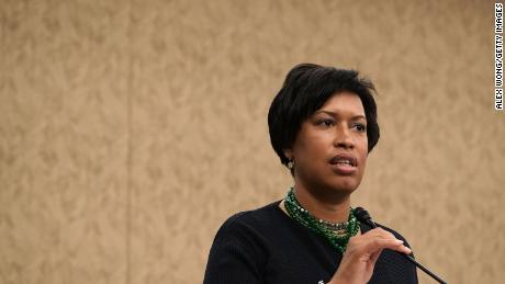 DC mayor says federal response to protests led to larger groups participating peacefully