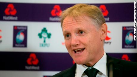 Schmidt has overseen the most successful period in the history of Irish rugby.