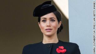 How the royals plan to ride out the media 'onslaught' of Meghan Markle