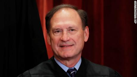 Samuel Alito dissents. A frustrating few months for the conservative justice