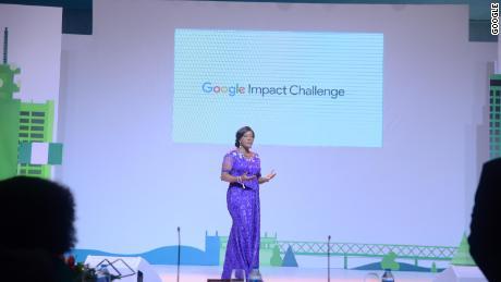 Juliet Ehimuan-Chiazor, Directora de País, Google Nigeria.