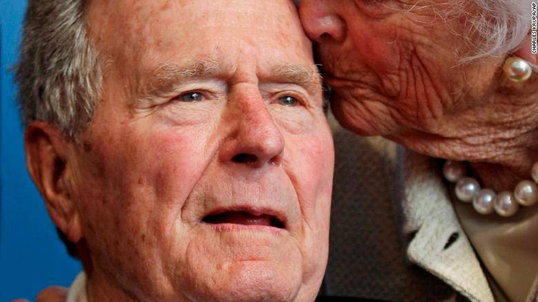George H.W. Bush has died at age 94