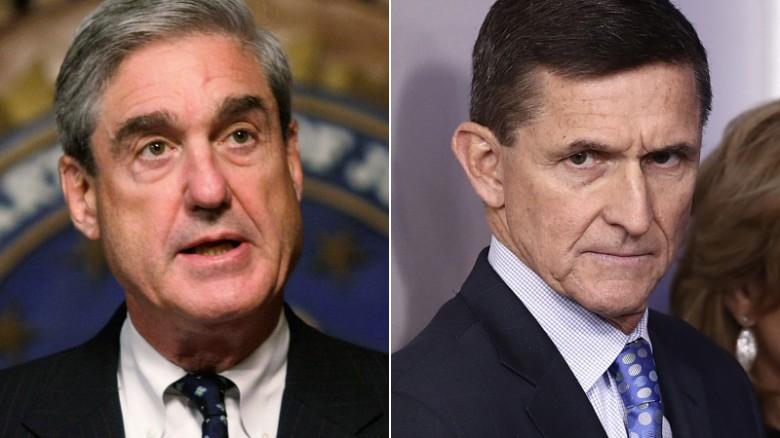 Mueller filing: Flynn gave substantial assistance