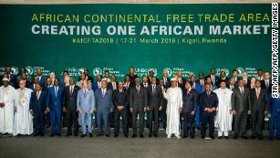 As Europe grapples with Brexit, the African Union seeks a more United States of Africa