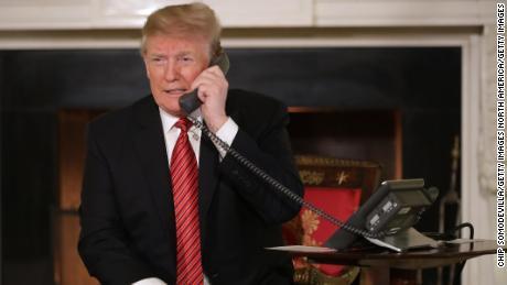 Iran, please give Trump a call