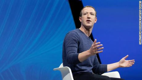 Mark Zuckerberg's new Facebook plan could make it harder to stop spread of violent videos