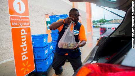 Retail's Amazon antidote: Buy online, pickup in store